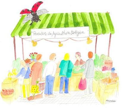 Principe Real Organic Farmer's Market