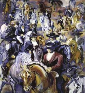 Lusitano Horse Fair