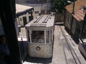 Lavra Tram, top station