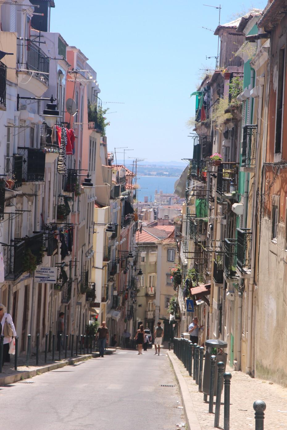 Pena neighbourhood, Rossio, Lisbon