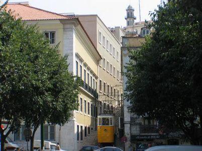 Lavra tram, Pena, Lisboa