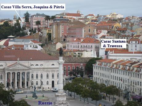 Pena neighbourhood, Rossio, Lisboa