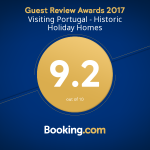 VisitingPortugal - Historical Holiday Homes Booking Award