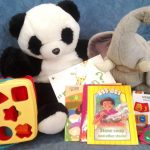 Baby Equipment Rental: Toy Books Games