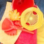 Baby Equipment Rentals: Beach toys & Beach towels