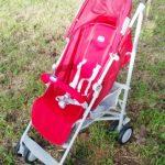Baby Equipment Rental: Reclining Stroller