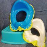 Baby Equipment Rental: stepstool & toilet adaptor